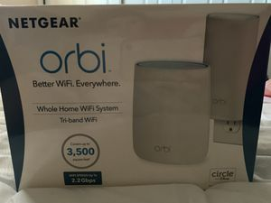 WiFi router (ORBI) for Sale in Rancho Palos Verdes, CA