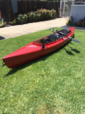 Old Town Tandem (Two Person) Kayak for Sale in Ontario, CA
