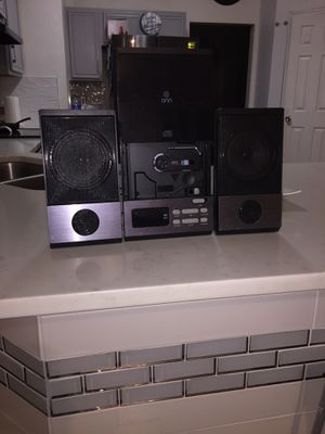 Stereo con CD for Sale in Duncanville, TX
