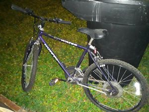 2 mountain bikes minor care needed brake and gear cables for Sale in Detroit, MI