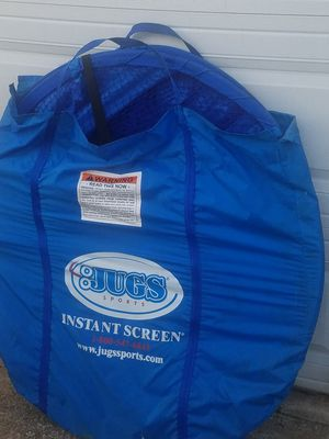 Jugs baseball screen for Sale in Fairburn, GA