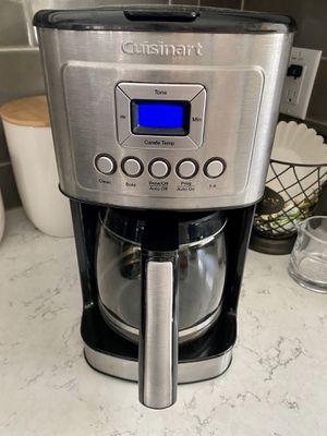 Cusinart Programmable 12 Cup Coffee Maker for Sale in Bellflower, CA