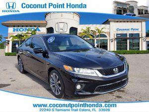 2014 Honda Accord Coupe for Sale in Estero, FL