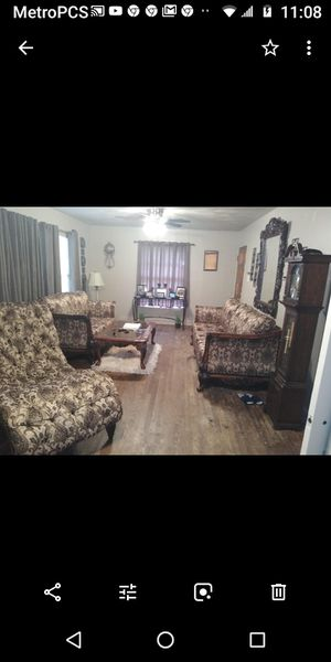 Antique 3-piece furniture for Sale in Houston, TX