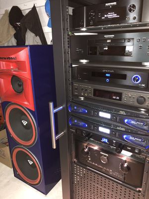 Home stereo system for Sale in Queens, NY