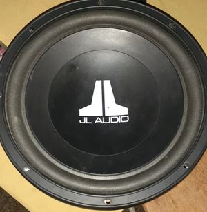 """12"""" JL Audio SVC Subwoofer for Sale in Rustburg, VA"""