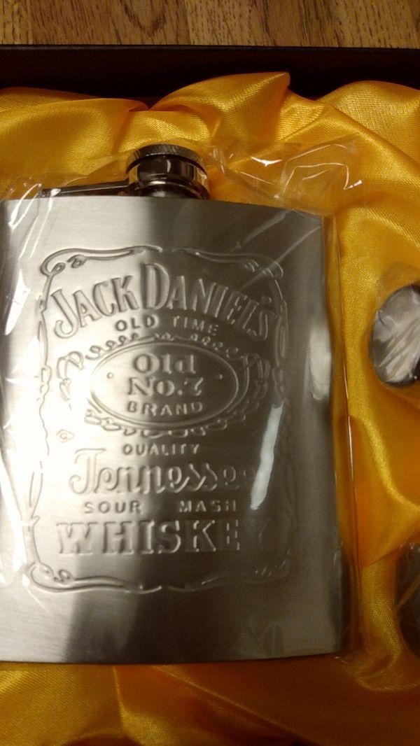 Jack Daniels liquor flask