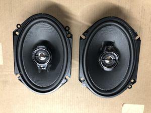 Kenwood 6X8 speakers 360 watts Ford, Mazda for Sale in Leavenworth, WA