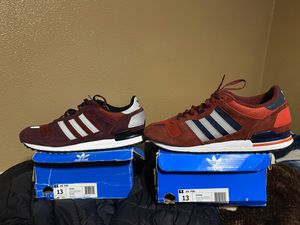 Adidas size 13 used like 2 or 3 times. All for Sale in Downey, CA