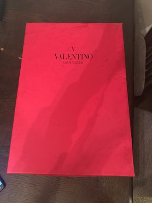 Garavani Valentino female heel boots for Sale in Bronx, NY