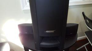 BOSE CineMate series II CineMate GS series II, Digital Home Theater speaker system for Sale in Alexandria, VA