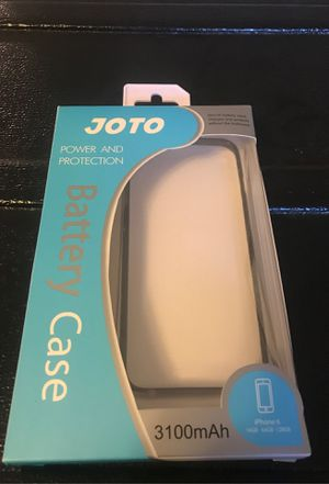 Joto Battery Case for iPhone 6 for Sale in Bristow, VA