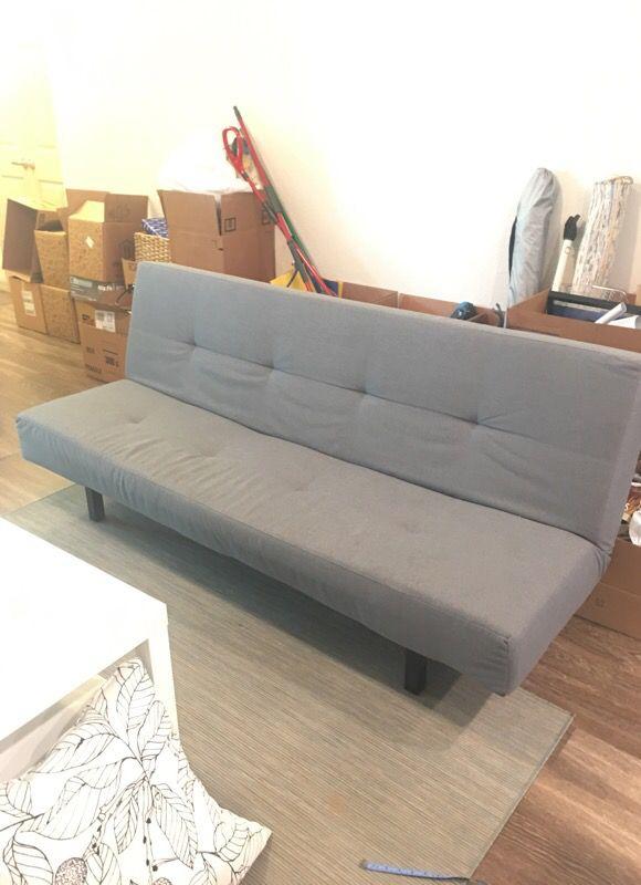 Super Ikea Balkarp Sleeper Sofa In Vissle Gray For Sale In Estero Andrewgaddart Wooden Chair Designs For Living Room Andrewgaddartcom