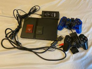 PS2 with games for Sale in Chicago, IL
