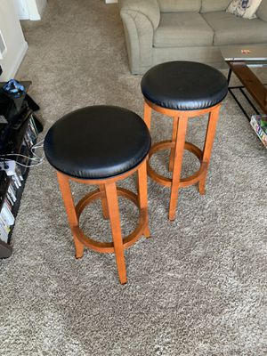 Bar Stools (2) for Sale in Carlsbad, CA