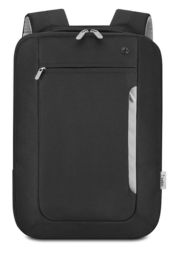 NEW 🚨 Belkin Slim Polyester Backpack for Laptops and Notebooks up to 15.4'' Black
