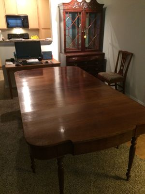 Antique Dining Table for Sale in Nashville, TN
