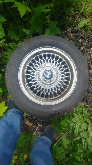BMW rims 15 inch 325i 325ic 325is 328i 323ic 318i for Sale in Seattle, WA