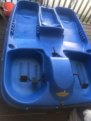 Pedal boat 6ft by 8ft for Sale in Westminster, CA