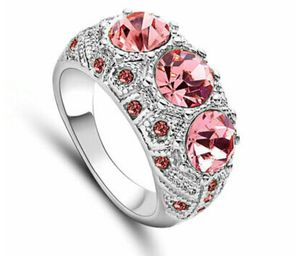 Exquisite Cut Pink Sapphire Ring for Sale in Odessa, TX