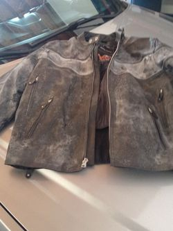 Leather Riding Jacket for Sale in Tacoma,  WA