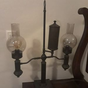 Vintage Steampunk/Industrial Style Lamp for Sale in Tampa, FL