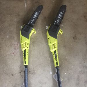 Ryobi Pole Saw for Sale in Fontana, CA