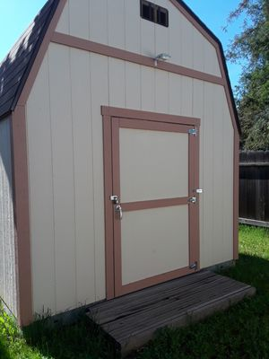 Tuff shed with loft 10 by 12 for Sale in Fresno, CA