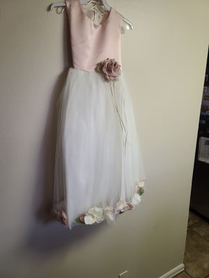 SIZE 12 Flower Girl Dress for Sale in Spring Valley, CA