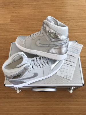Jordan 1 Silver 25th Anniversary for Sale in Seattle, WA