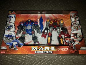 M.A.R.S Converters Action figures for Sale in Los Angeles, CA