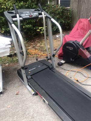 Pro-form 345S Crosswalk Treadmill in very good condition, can deliver for Sale in Seattle, WA
