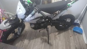 Dirtbike BRANDNEW I PAID 750$ ONLY RODE IT 1 TIME BRAND NEW PARTS ONLY THING BROKE IS CLUTCH for Sale in Dallas, TX