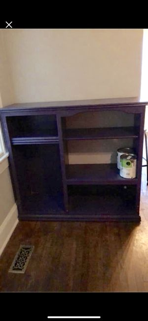 Entertainment center/shelves for Sale in Greenville, NC
