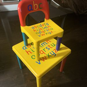 ABCs Children's Table for Sale in Carson, CA