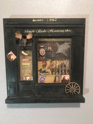 3d wood picture for Sale in Sauk Rapids, MN