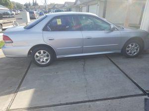 2001 Honda Accord for Sale in Modesto, CA