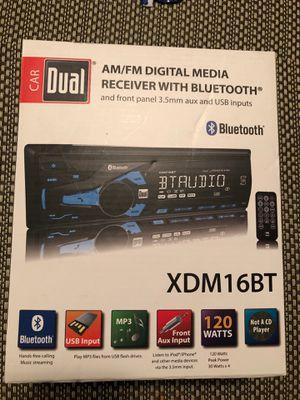 CAR AUDIO. AM/FM, Bluetooth/USB/AUX. for Sale in Miami, FL