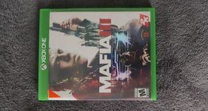 Mafia 3 xbox 1 for trade for Sale in Dunkirk, NY