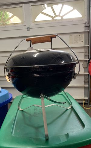 Mini Webber Kettle Premium BBQ Grill for Sale in San Ramon, CA