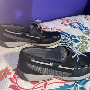 Black Sperry Women Shoes for Sale in Woodlawn, MD
