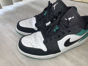 Jordan 1 Low Mystic Green for Sale in Los Angeles, CA