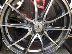 Mercedes Benz rims 19 5-112 for Sale in The Bronx, NY