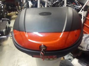 BMW MOTORCYCLE touring top case/ trunk for Sale in Aurora, CO
