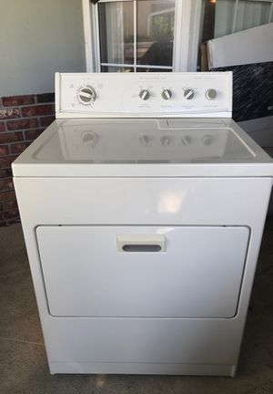 Kitchen Aid electric Dryer HD super capacity plus. for Sale in Boca Raton, FL