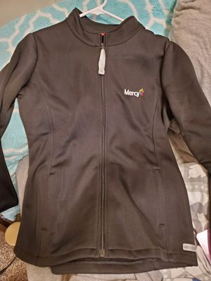 Brand new mercy small jacket and small scrub top for Sale in Loma Linda, MO