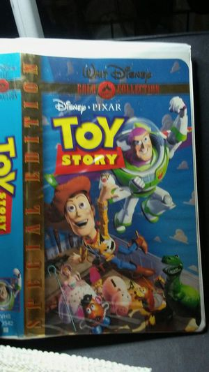 Disney's Toy Story VHS Movies for Sale in Casa Grande, AZ