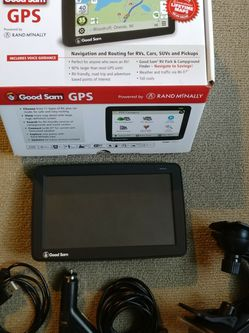 GPS Navigation For RVs.Cars And Trucks. for Sale in Houston,  TX