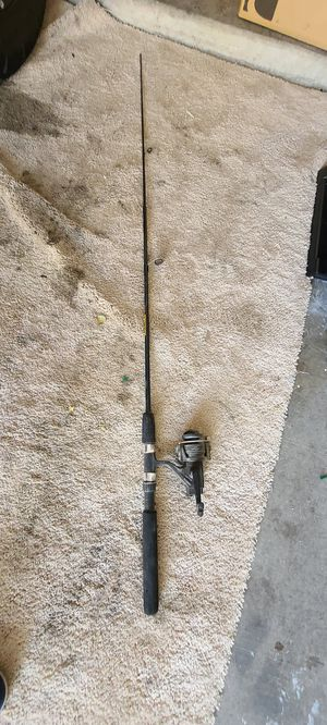 Master graphite fishing pole rod reel for Sale in Queen Creek, AZ