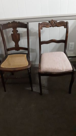 Two very old chairs for Sale in Orange, VA